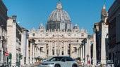 Prova Mazda MX-30: il test drive tra le bellezza di Roma