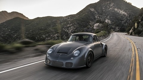 Porsche 356 RS by Emory FOTO