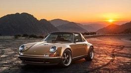 Porsche 911 by Singer FOTO