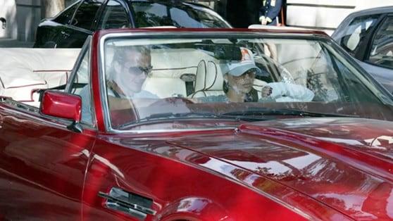 Aston Martin V8, in vendita a un prezzo record quella di Beckham
