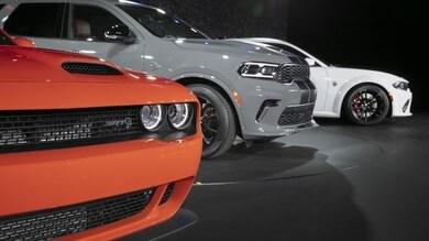 Dodge SRT, iniezione di potenza per Challenger, Charger e Durango