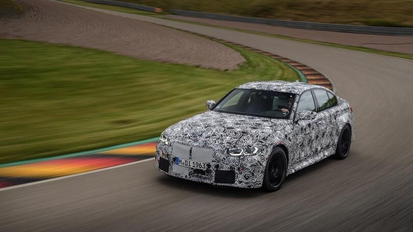 BMW M3 e M4 2020 VIDEO