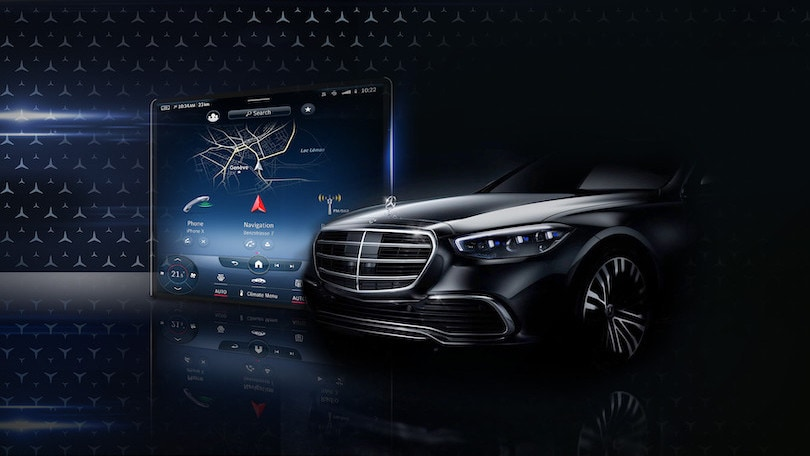 Nuova Mercedes Classe S, MBUX pronto a un altro capitolo