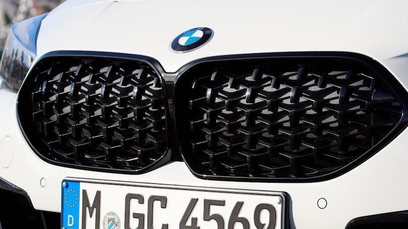 Nuova BMW Serie 2 Coupe inizia i test di sviluppo