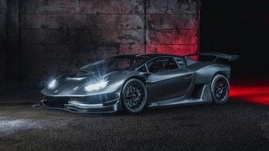 Zyrus LP1200 è la Lamborghini Huracán Super Trofeo da 1200 CV