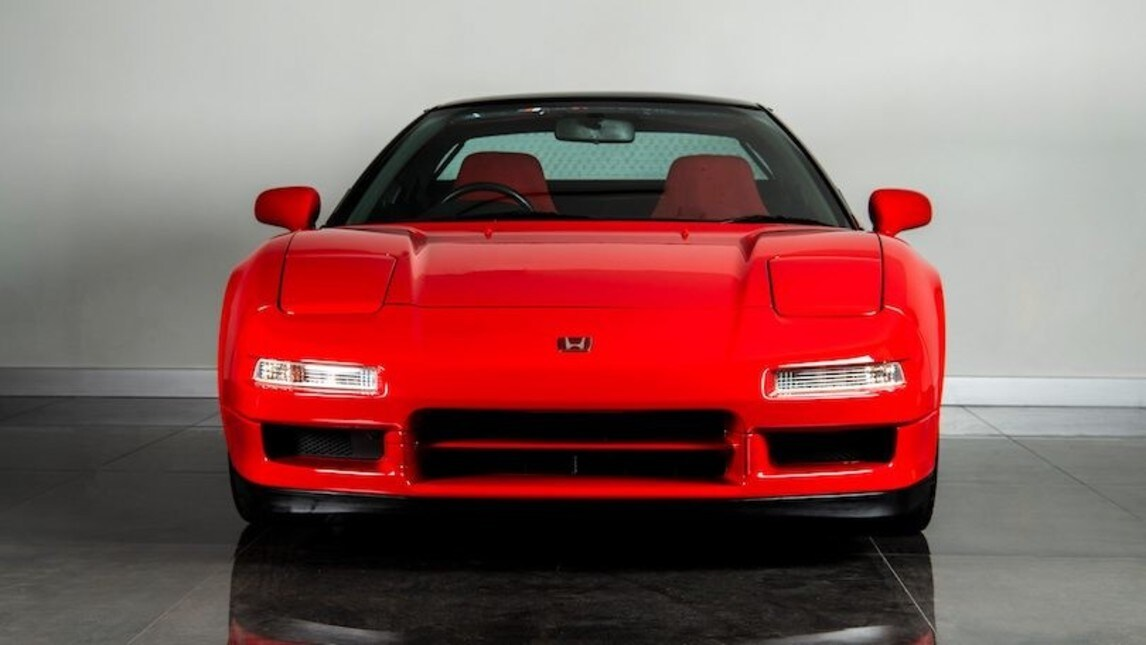 Honda NSX Type R del 1993 FOTO - Auto.it