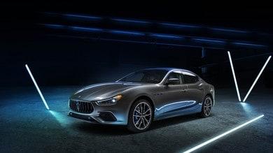 Maserati Ghibli Hybrid, la prima elettrificata del Tridente