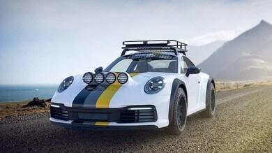 Porsche 911 Carrera 4S Dakar, il tuning 4x4 per un raid speciale