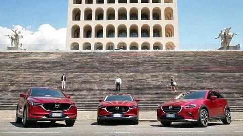 SUV e crossover Mazda: di che CX-Sei? VIDEO