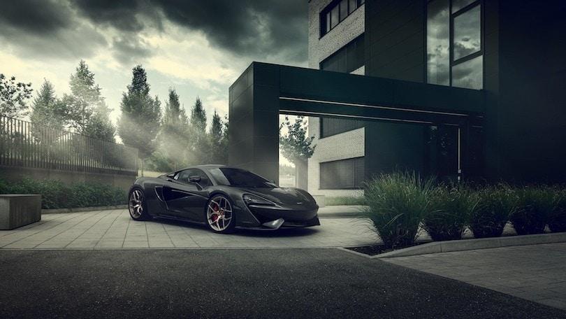 McLaren 570S 666S, il diavolo di Pogea Racing