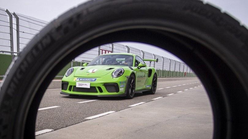 Michelin Pilot Sport Cup2 Connect, pneumatico connesso