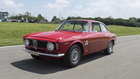 Alfa Romeo Giulia Sprint GTA VIDEO