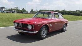 Alfa Romeo Giulia Sprint GTA VIDEO