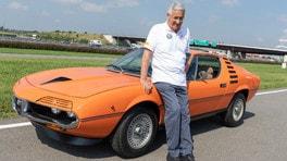 Alfa Romeo, guidando la storia: la Montreal