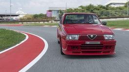 Alfa Romeo 75 Turbo Evoluzione FOTO