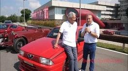 Alfa Romeo 75 Turbo Evoluzione VIDEO