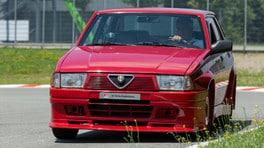 Alfa Romeo, guidando la storia: la 75