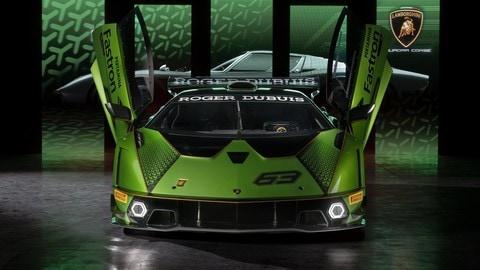 Lamborghini Essenza SCV12 VIDEO
