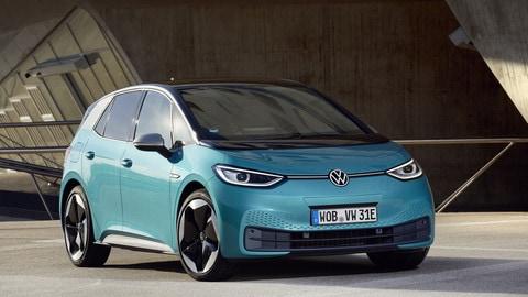 Prima prova nuova Volkswagen ID.3: tutte le foto