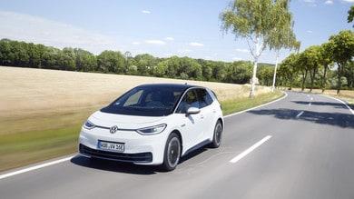Volkswagen ID.3, al volante della prima elettrica firmata MEB