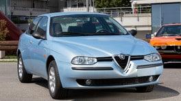 Alfa Romeo, guidando la storia: la 156