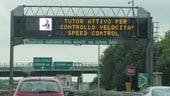 Tutor in autostrada: ecco dove trovarli sulle strade d'Italia