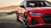Audi RS saranno solo elettrificate, dalla e-tron GT alla RS4