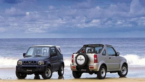 Suzuki Jimny 1998 FOTO