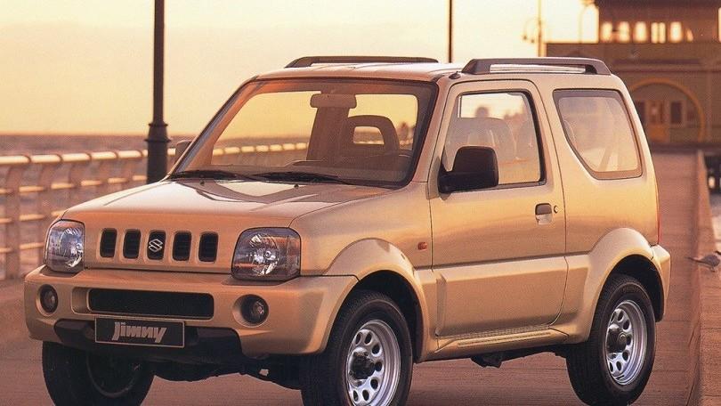 Suzuki Jimny, arrampicatore da città