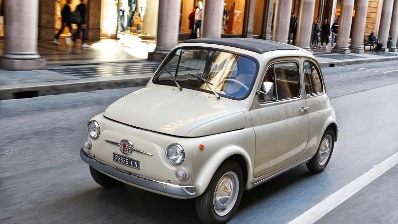 Auto storiche, in Piemonte via libera alla circolazione