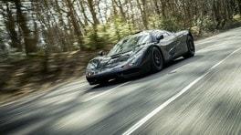 McLaren F1: la sua storia