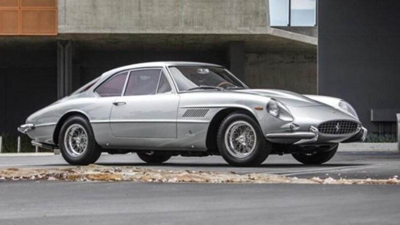 Ferrari 400 Superamerica, in vendita quella introvabile