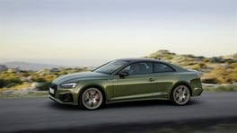 Audi A5, model year 2021 con gli incentivi statali