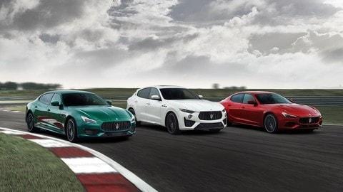 Maserati Trofeo Collection VIDEO