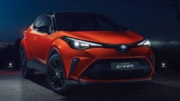 Toyota Hybrid Bonus, sconti fino a 8.000 euro