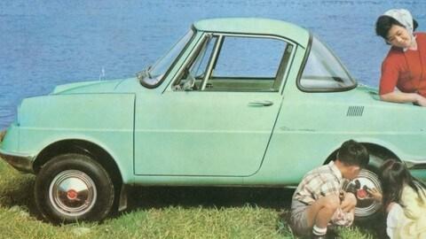 Mazda: 60 anni di family-car LE FOTO