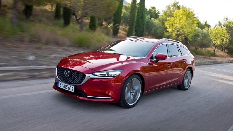 Mazda: 60 anni di family-car