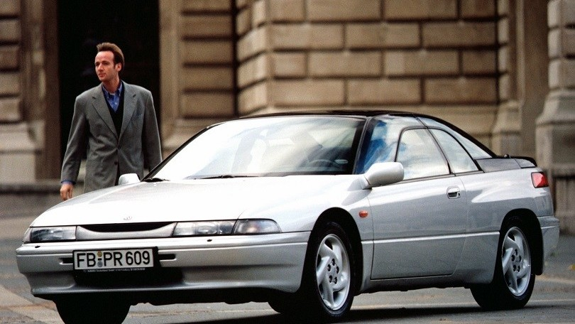Subaru SVX, la coupé dimenticata