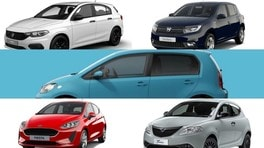 Incentivi auto e bonus agosto 2020: 5 vetture sotto i 10mila euro