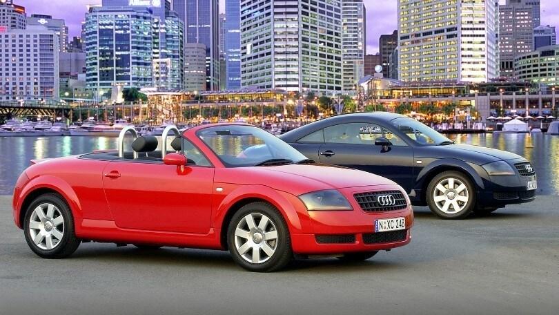 Audi TT, grinta e divertimento: buone le occasioni tra le più datate