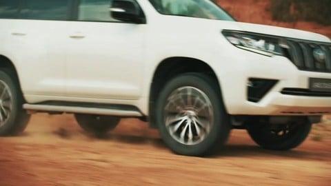 Toyota Land Cruiser 2021 VIDEO