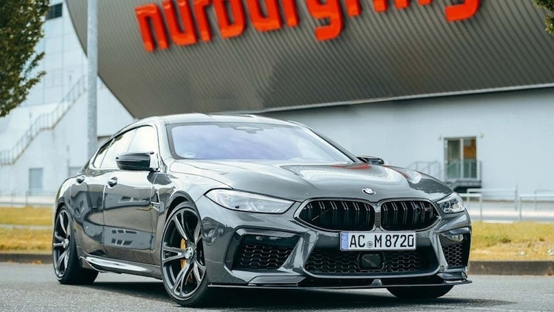 BMW M8 Competition by AC Schnitzer: la potenza dei 710 CV