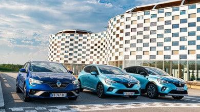 Renault E-Tech Hybrid, dalla F1 alla strada