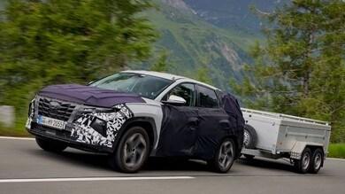 Hyundai Tucson, test superati, SUV pronto al lancio il 15 settembre