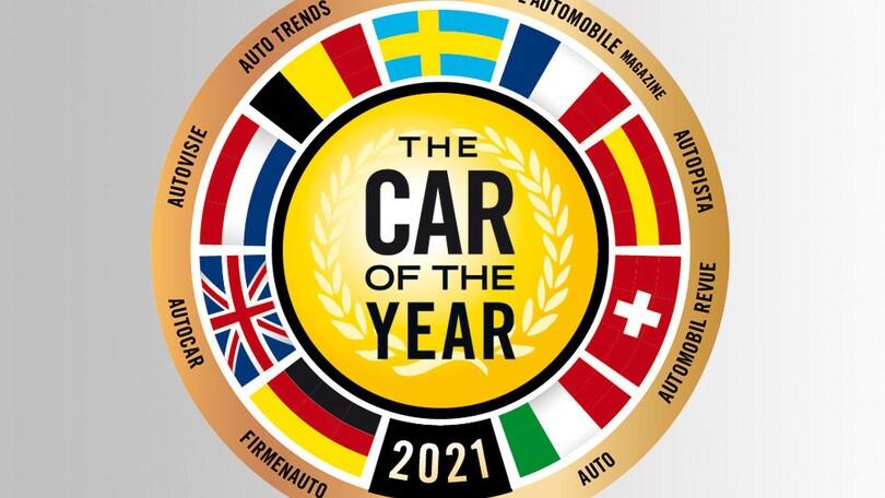 Car of the year 2021, ecco l'elenco delle candidate