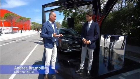 Lexus, protagonista alla Mostra del Cinema di Venezia VIDEO