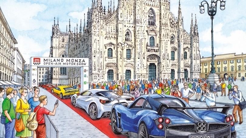 Milano Monza Open-Air Motor Show 2020, è tutto pronto