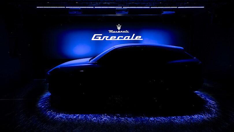 Maserati Grecale, il baby-Levante ora ha un nome