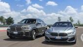 BMW X6 vs BMW Serie 8 Gran Coupé: super SUV o super coupé?