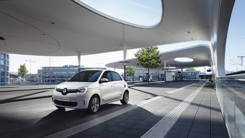 Renault Twingo Electric FOTO